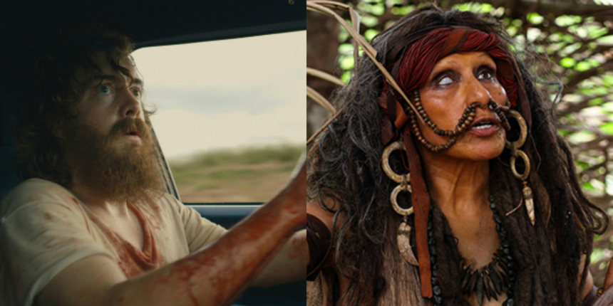BLUE RUIN And THE GREEN INFERNO Secure Distribution In Mexico. Watch Both Trailers Now!