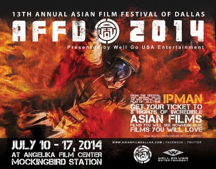 Asian Film Festival Of Dallas Delivers Its Lucky 13th Full Lineup