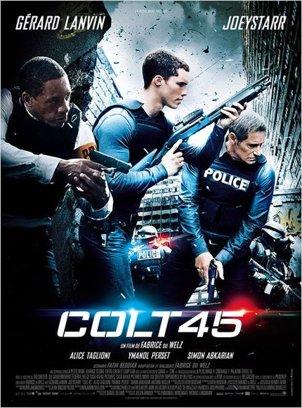COLT 45: Watch The Ultra Stylish Trailer For Fabrice du Welz's Dark Action Film