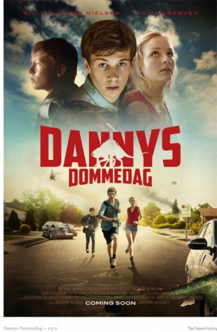 Run For Your Life With The Trailer For Danish Teen Creature Feature DANNY'S DOOMSDAY