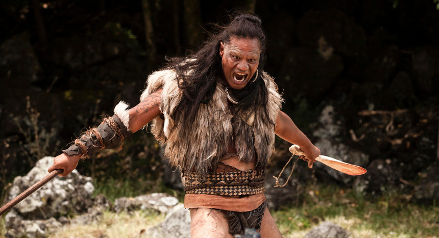 THE DEAD LANDS: Maori Warriors Battle In First Teaser For Toa Fraser's Period Action Epic