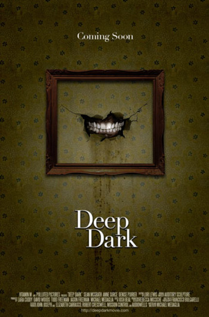 The DEEP DARK Trailer Is Just That. And Mysterious.