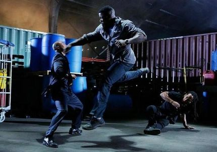 Michael Jai White Ain't Your Regular Tourist In Kick-Ass FALCON RISING Trailer