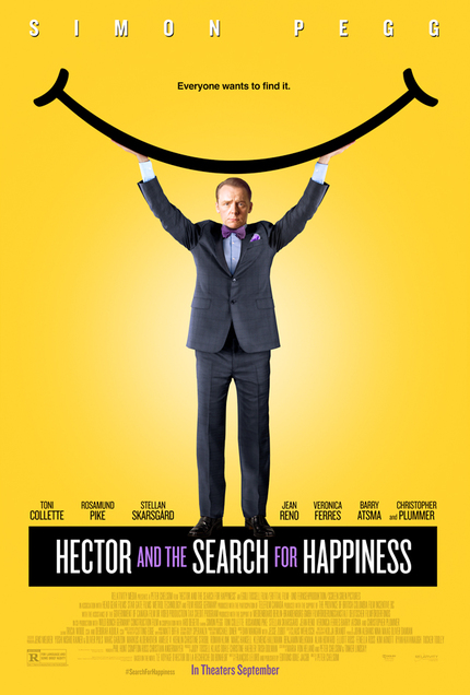 "Simon Pegg Chases ""A-Penis"" In First Trailer For HECTOR AND THE SEARCH FOR HAPPINESS"