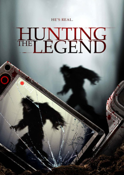 Giveaway: Win A DVD Of Horror Flick HUNTING THE LEGEND
