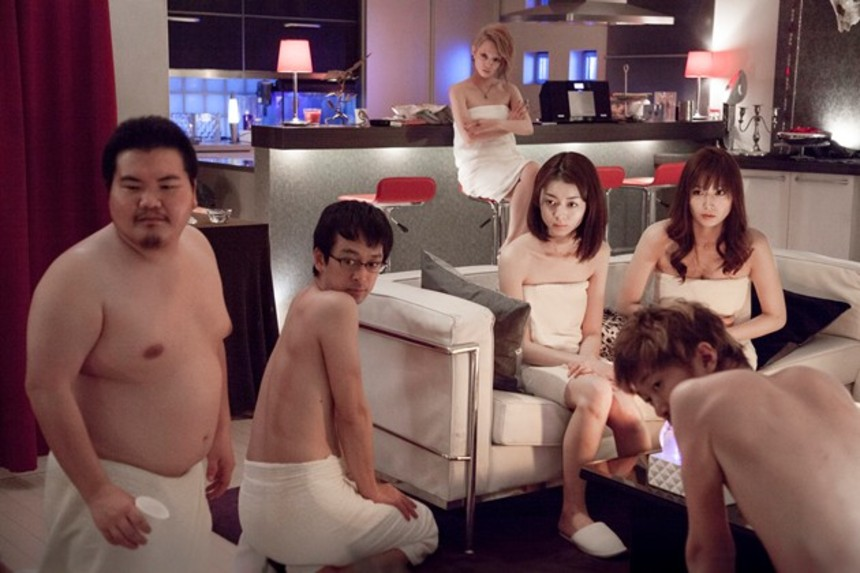 Japan Cuts 2014 Review: LOVE'S WHIRLPOOL Offers Potent Mix of Eroticism, Comedy, And Melancholy
