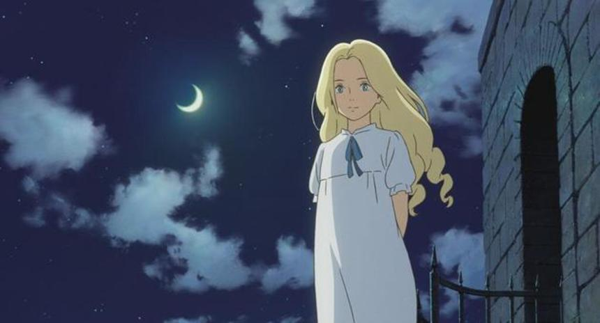 Review: WHEN MARNIE WAS THERE, Ghibli Enters A New Age With A Melancholic Ghost Story
