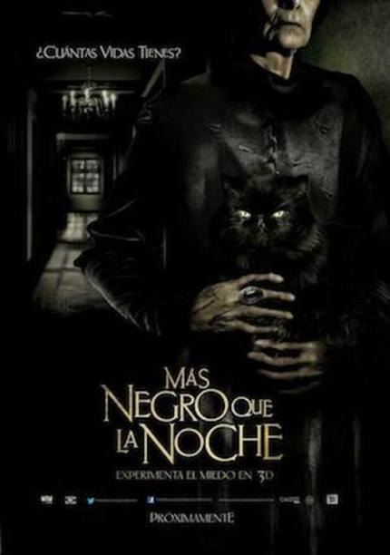 Review: DARKER THAN NIGHT (MÁS NEGRO QUE LA NOCHE), An Embarrassingly Bad 3D Remake