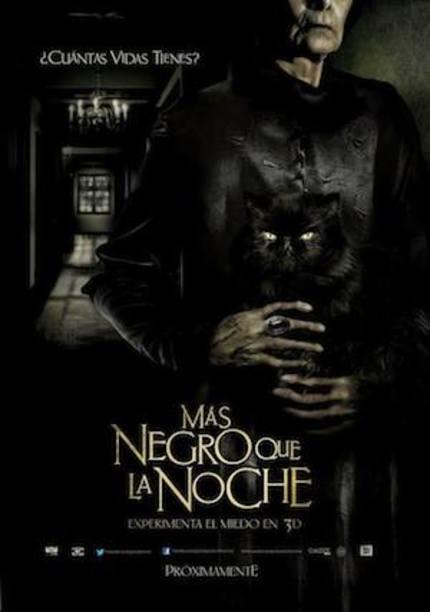 Review: DARKER THAN NIGHT (MÁS NEGRO QUE LA NOCHE), An Embarrassingly Bad 3D Remake