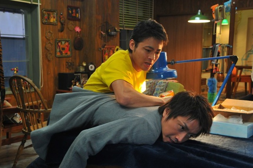 Japan Cuts 2014 Review: MONSTERZ, In Which Nakata Hideo Misfires With A Lackluster Remake