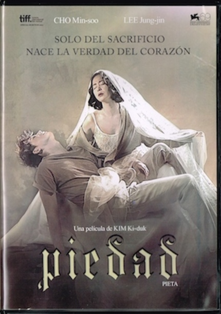 Hey, Mexico! Win Kim Ki-duk's PIETA On DVD
