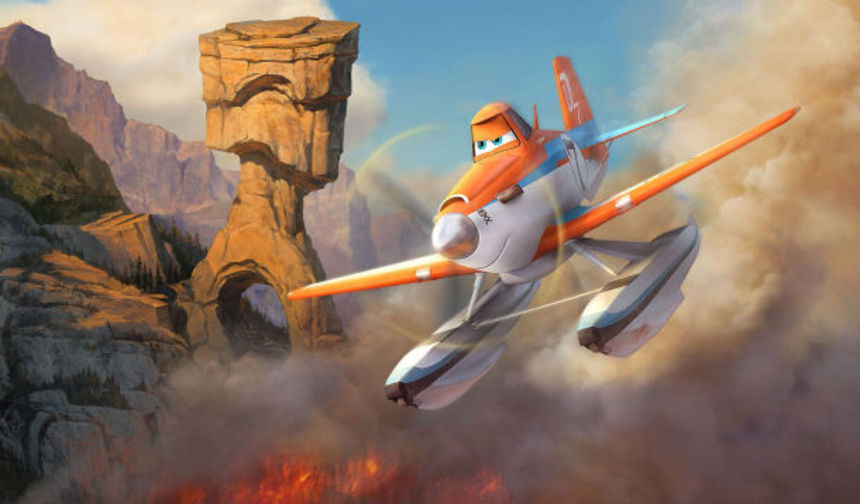 Review: PLANES: FIRE & RESCUE Rescues Spin-Off Franchise