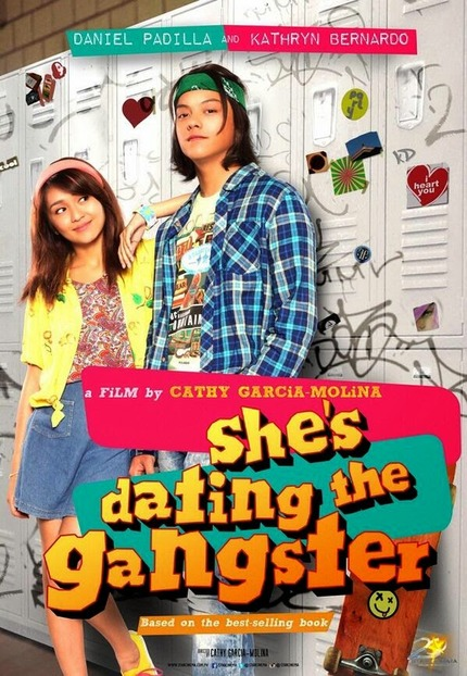 Review: Cathy Garcia-Molina's SHE'S DATING THE GANGSTER Is More Than Just Your Average Filipino Rom-Com