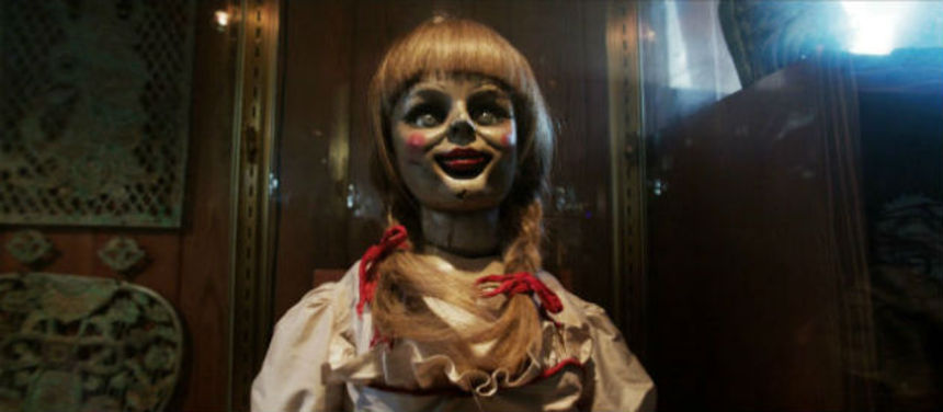 ANNABELLE: The Doll From THE CONJURING Breaks Out In First Trailer