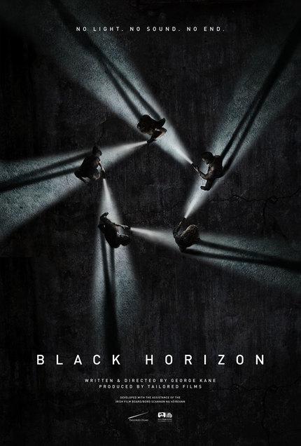 Fantasia 2014: New Artwork For Irish Sci-Fi Horror BLACK HORIZON