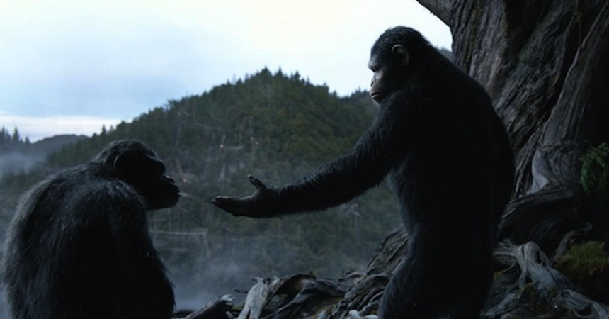Destroy All Monsters: Darkness Before The DAWN OF THE PLANET OF THE APES