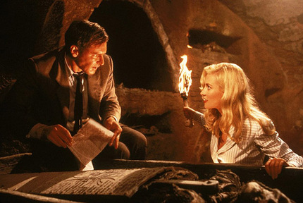 Destroy All Monsters: 25 Years Later, Dr. Elsa Schneider and INDIANA JONES AND THE LAST CRUSADE