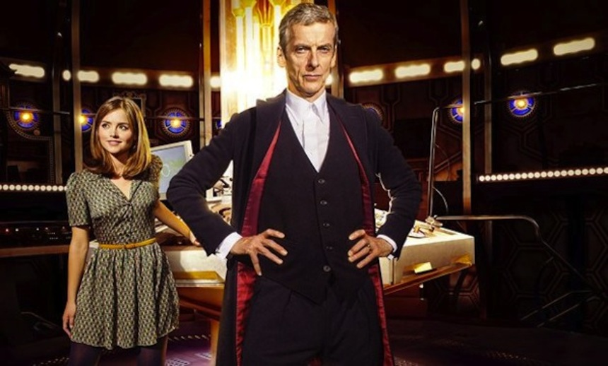 DOCTOR WHO Series 8 Trailer Gets Dark