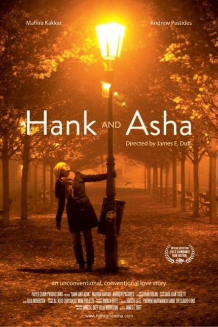 London Indian 2014 Review: HANK & ASHA, A Romance Interrupted