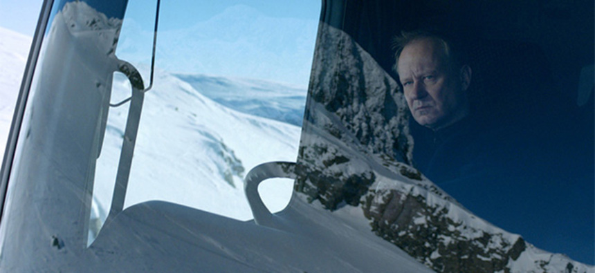 Fantasia 2014 Review: IN ORDER OF DISAPPEARANCE Is Cold, Wry, Excellent