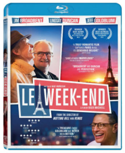 Giveaway: Win A LE WEEK-END Blu-ray!