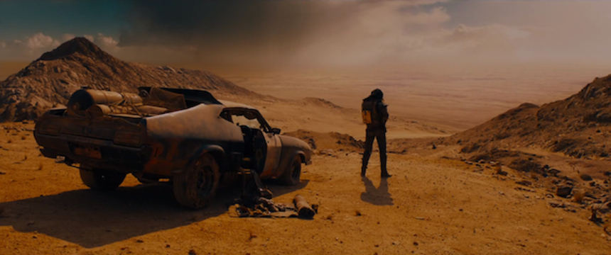 MAD MAX: FURY ROAD Comic-Con Trailer Revs Up