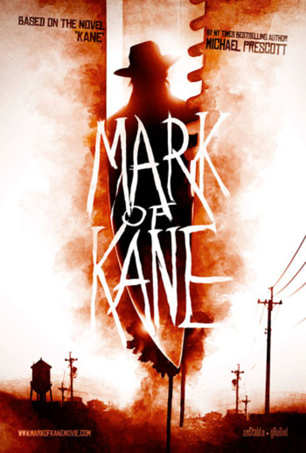 Fantasia 2014: MARK OF KANE Gets A Teaser Poster