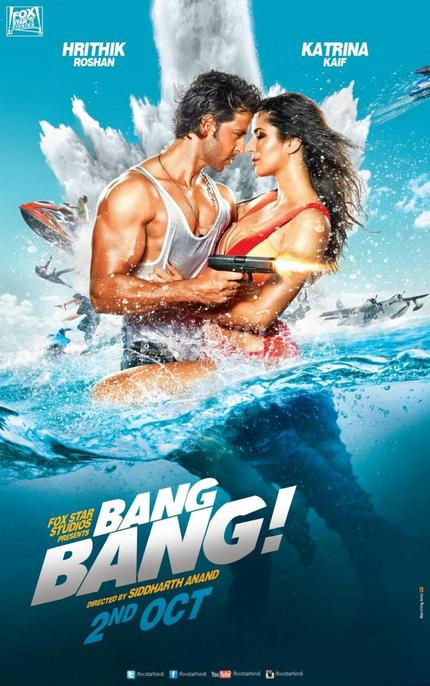 BANG BANG Teaser Gives You Abs, Explosions, And Footjets(?) Aplenty!