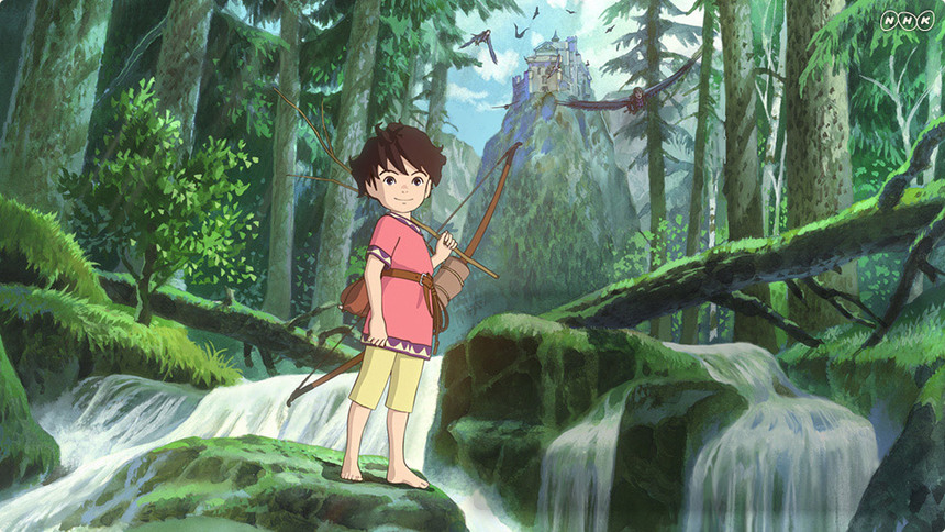 RONIA THE ROBBER'S DAUGHTER: Watch The Teaser For The New Miyazaki Directed Anime Series