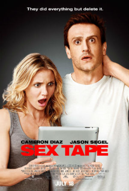 Review: SEX TAPE, A Comedy Strained To The Breaking Point