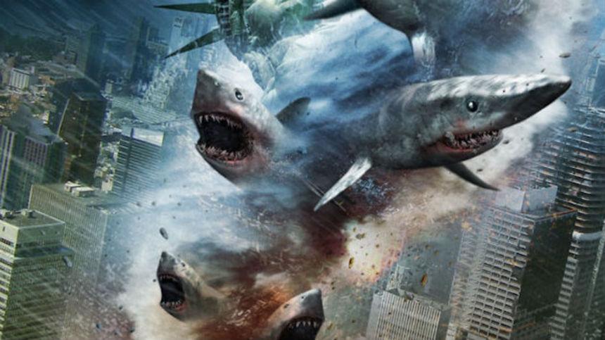 SHARKNADO 2: THE SECOND ONE Trailer: Sharks In Manhattan