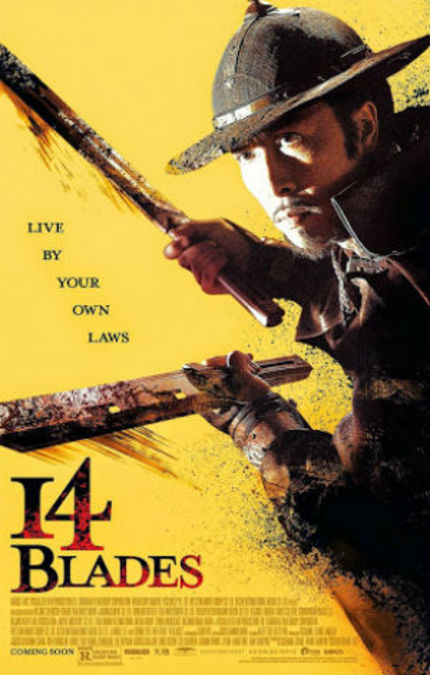 Opening: 14 BLADES, Marking The Return Of Donnie Yen