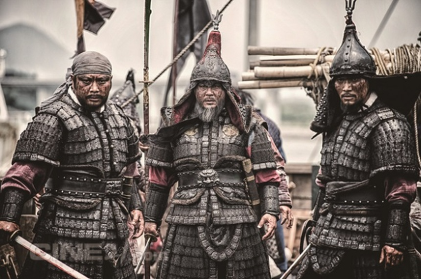 THE ADMIRAL: ROARING CURRENTS Lays Waste to Korean Box