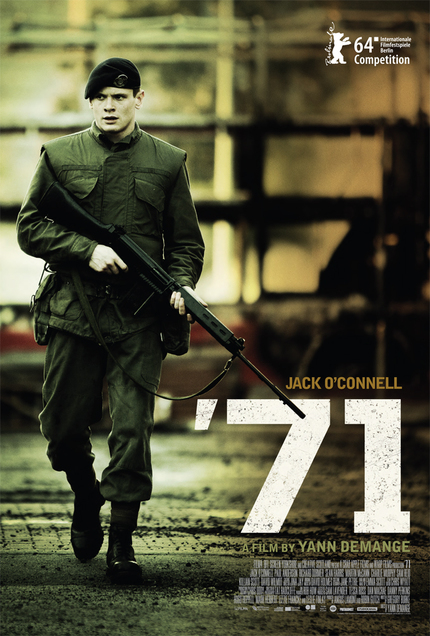 Gripping First Trailer For Acclaimed UK Action Film '71