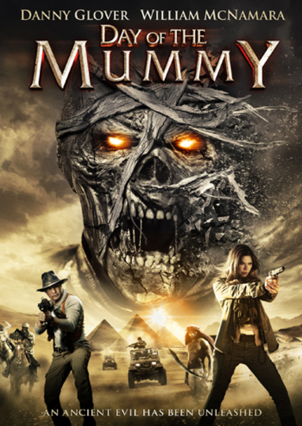 Check Out The Key Art For DAY OF THE MUMMY