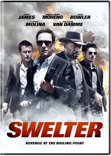 SWELTER: Van Damme Partakes In A Bar Brawl In Exclusive Clip