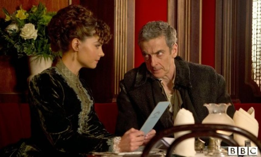 Review: DOCTOR WHO S8E01, DEEP BREATH (Or, Look Who's Got A New Face)