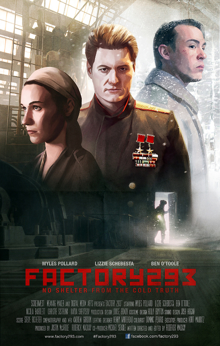 Head To Soviet Russia With The Online Premiere Of Impressive Aussie Short Film FACTORY293