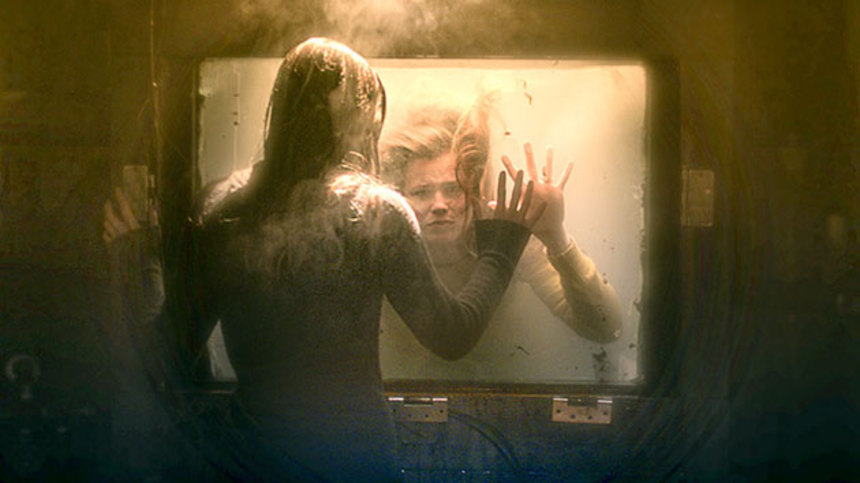 Fantasia 2014 Review: THE DROWNSMAN, The Super Soaker Terror Gets Too Silly At Times