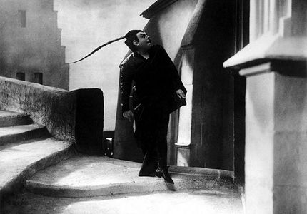 Learning From The Masters Of Cinema: F.W. Murnau's FAUST - A GERMAN FOLK LEGEND