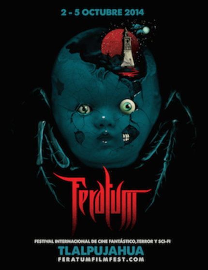 Feratum 2014: Official Selection Includes TIME LAPSE, DISCOPATH, PHANTASMAGORIA, And More