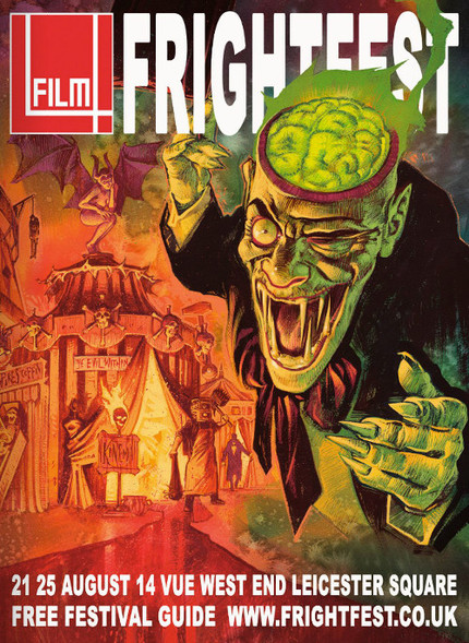 Film 4 FrightFest 2014: Day Four Video Diary, Featuring Nacho Vigalondo, Robert Englund, And DR. MOREAU
