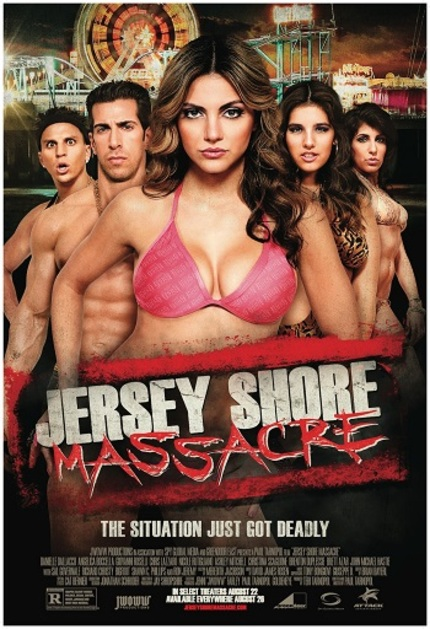 Watch The Red Band Trailer For JERSEY SHORE MASSACRE