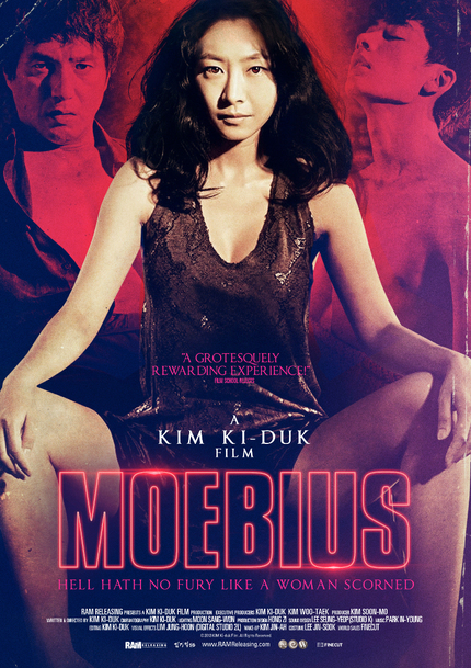 Win A Copy Of Kim Ki-duk's MOEBIUS!