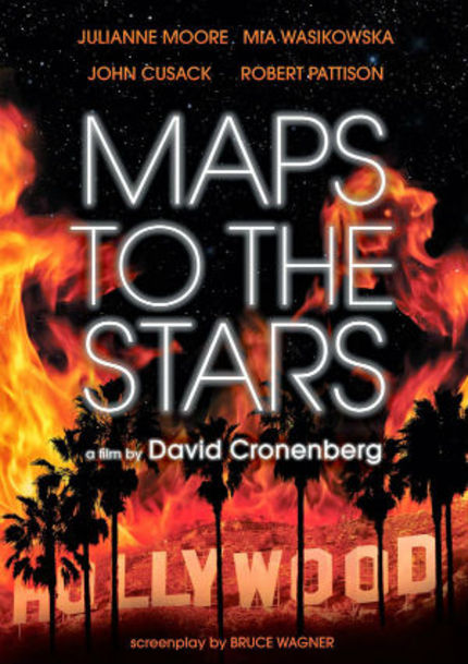 MAPS TO THE STARS UK Trailer: David Cronenberg Points To Betrayal