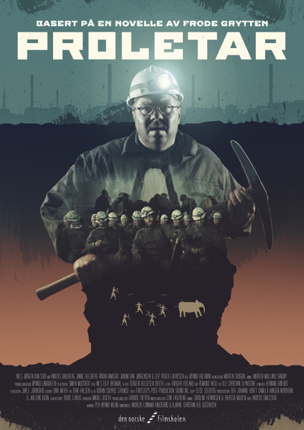 Head Underground With The Teaser For Dark Norwegian Comedy PROLETAR