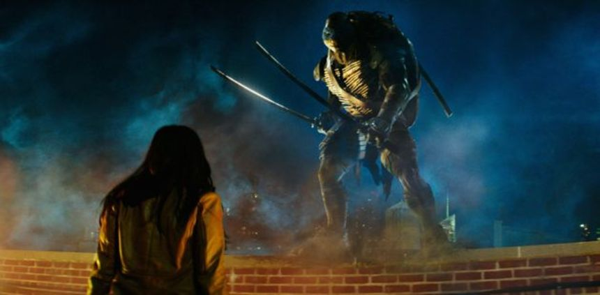 Review: TEENAGE MUTANT NINJA TURTLES Chooses Not To Compete, And Succeeds