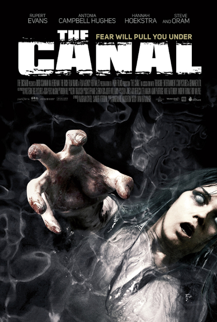 A Creepy As Hell Theatrical Trailer Washes Down THE CANAL