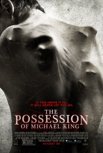 Giveaway: Possess Your Own DVD Of THE POSSESSION OF MICHAEL KING