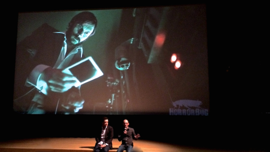 Fantasia 2014: Bradley King And BP Cooper Talk Truth, Photography, And TIME LAPSE